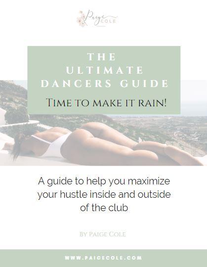 Grab my FREE Ultimate Dancers Guide -
