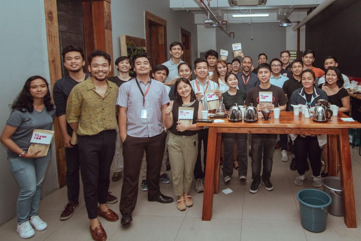 Coffee Appreciation Session, 6 March 2019