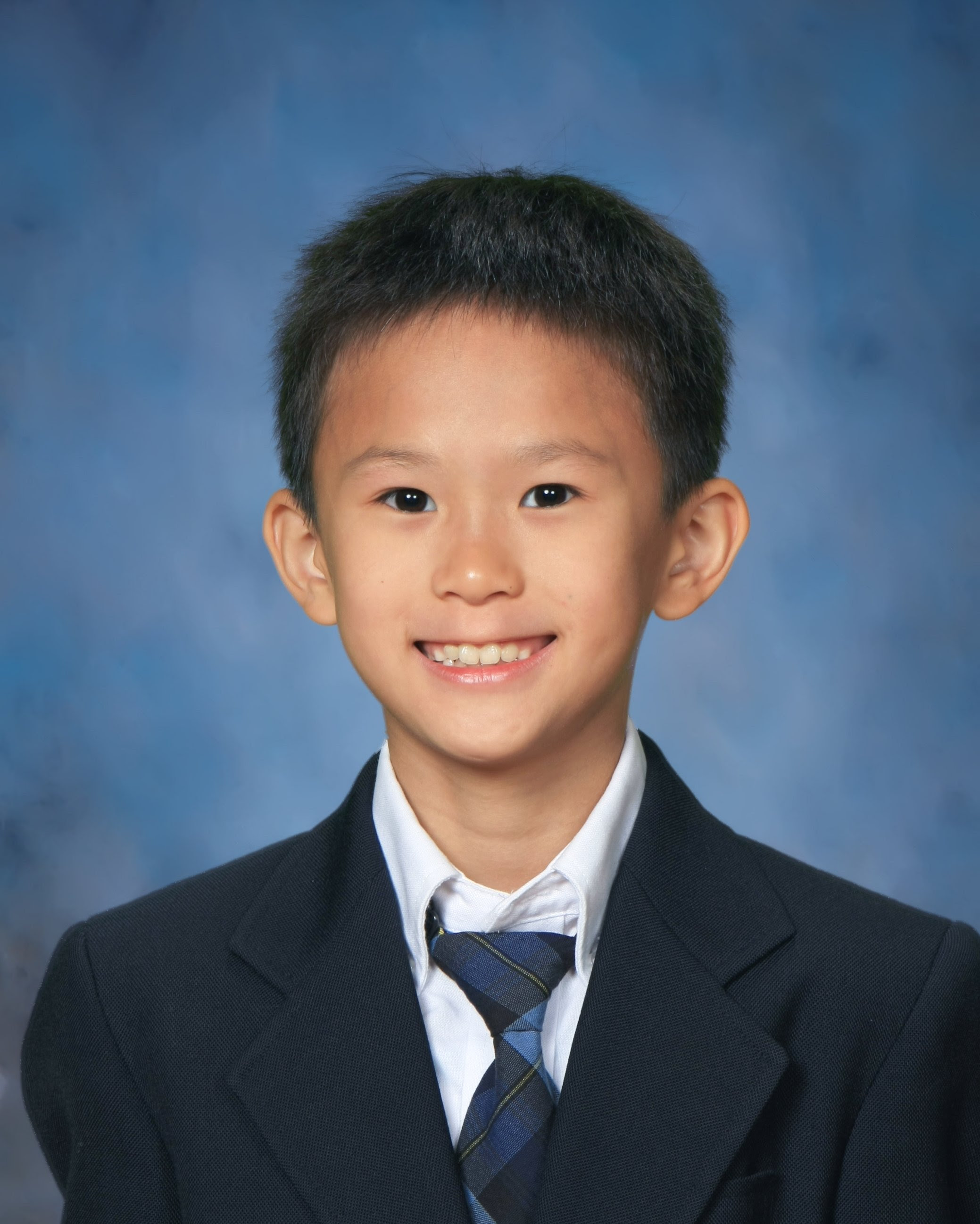 7 year old  David Lin  Stars as Amahl! David comes to MDLO by way of The Children's Chorus of Washington