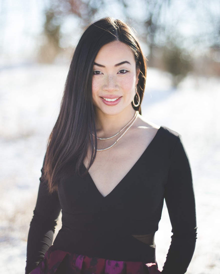 Evelyn Tsen , soprano  December 2017