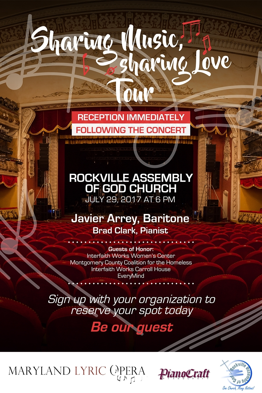 Rockville Assembly of God - July 29, 2017