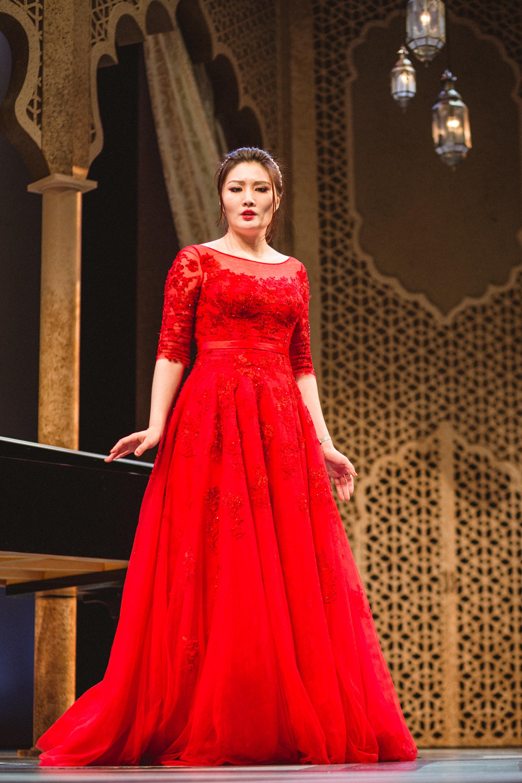 CongCong Wang, soprano