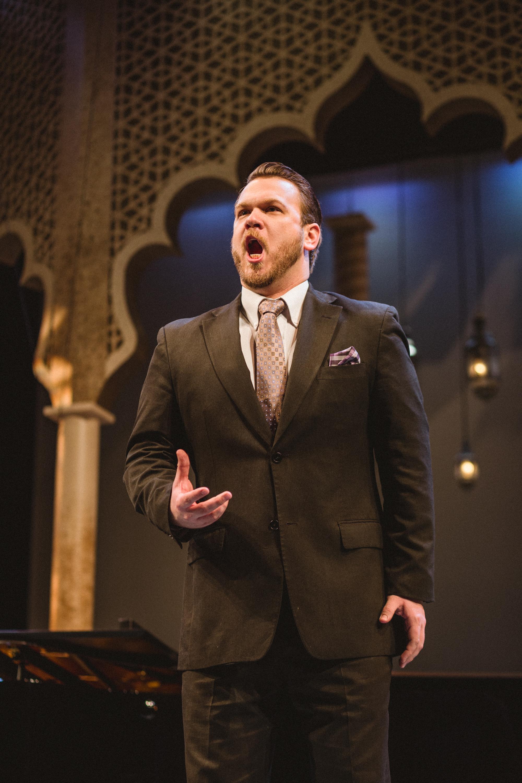 Hunter Enoch, baritone