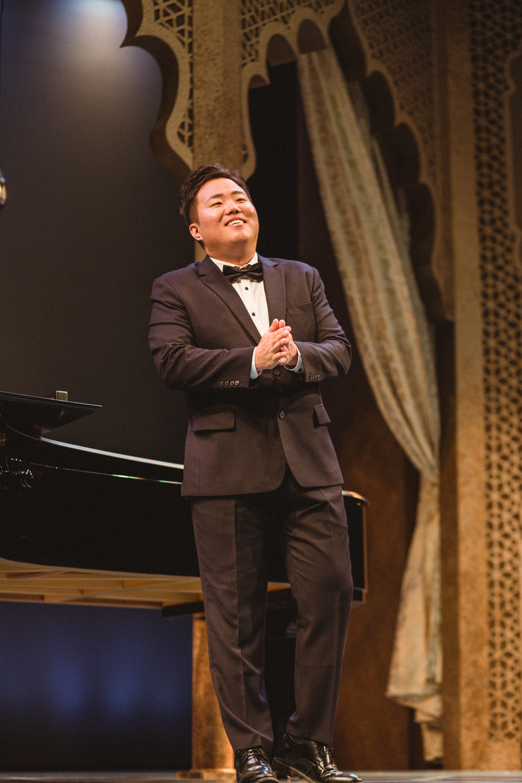 Dashuai Chen, tenor