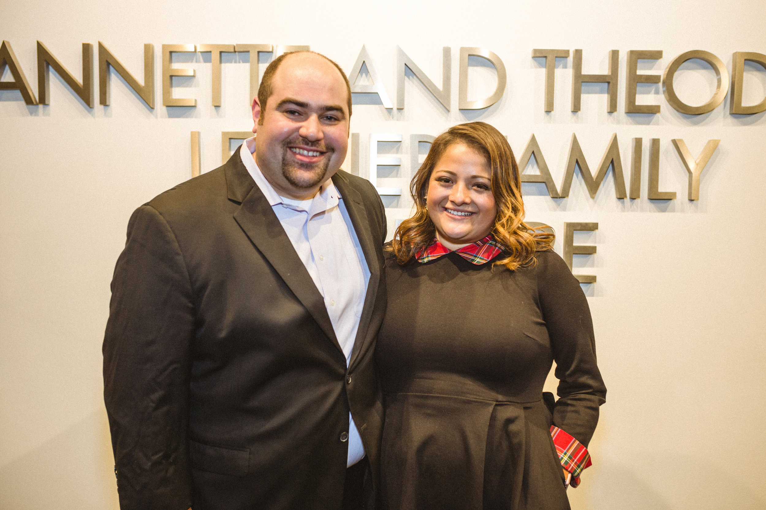 Matthew & Teresa Woorman