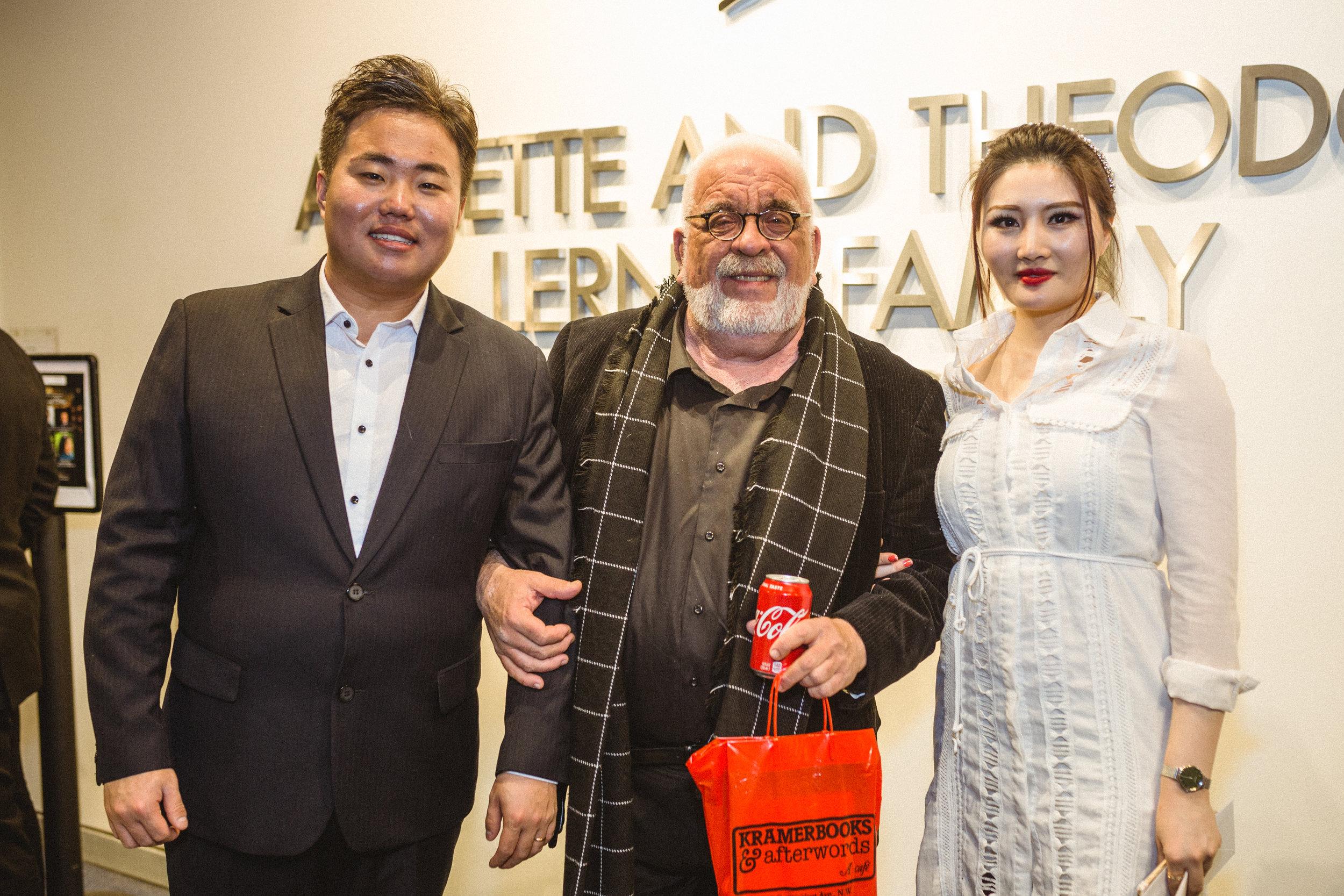 Dashuai Chen, Louis Salemno, CongCong Wang