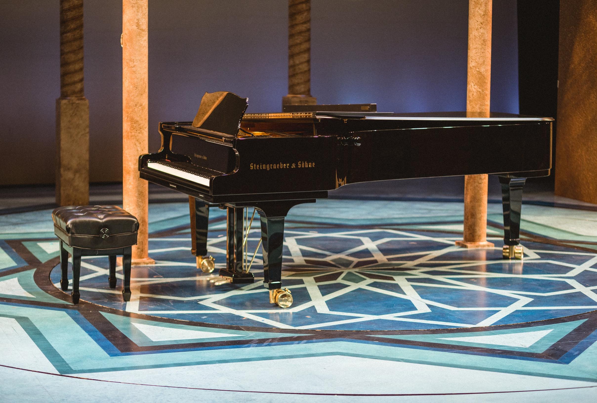Steingraeber & Söhne provided by PianoCraft