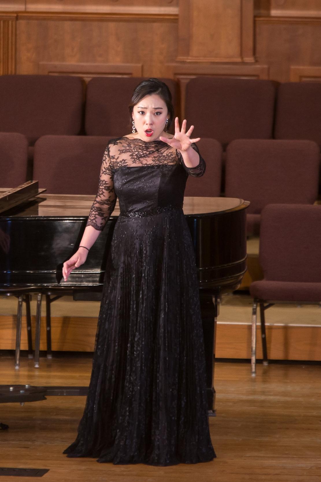 Nayoung Ban, soprano