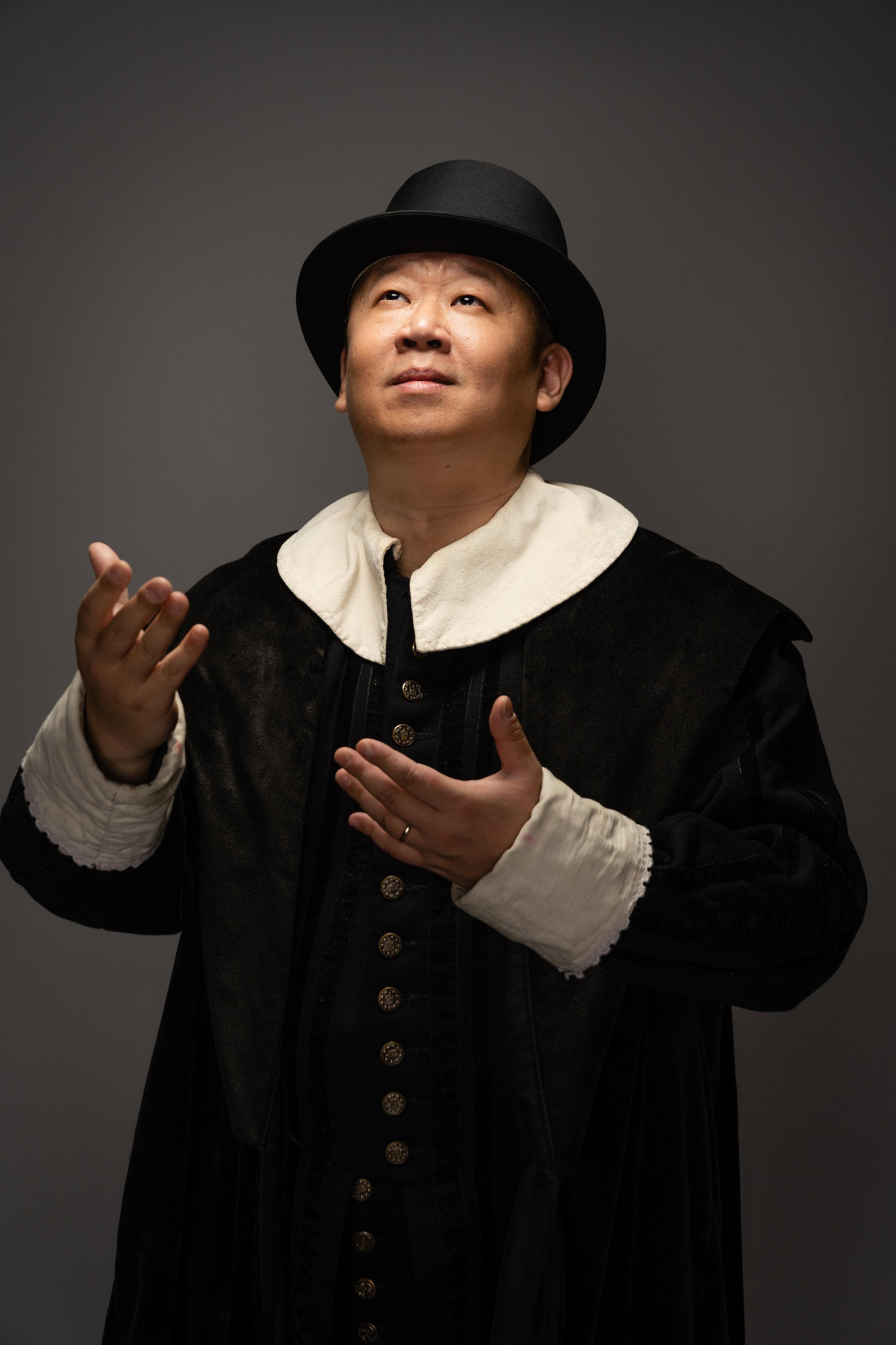 Wei Wu, Raimondo