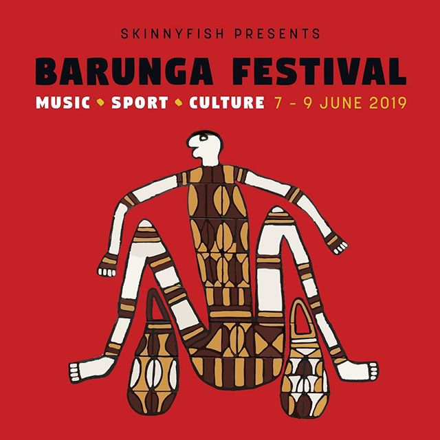 We are still finalising the 2019 lineup but tickets are now available for this year's #BarungaFestival! Link in bio!