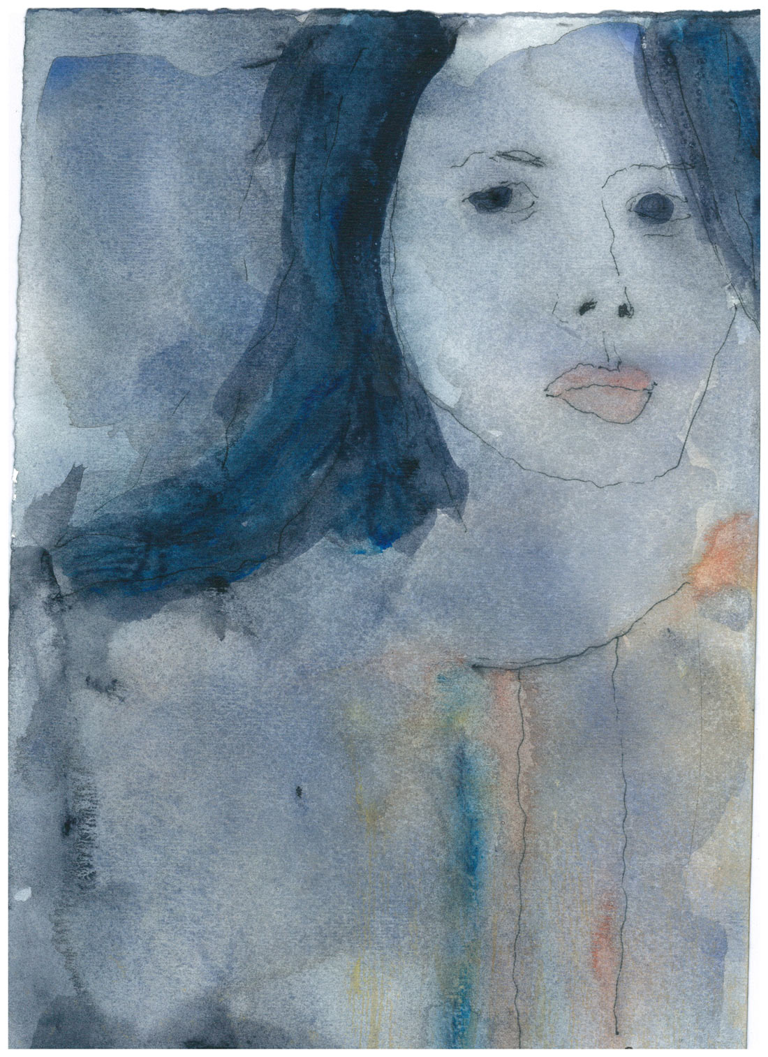 'matakana-girl,-Watercolour-painting--1998-A-MORRIS.jpg