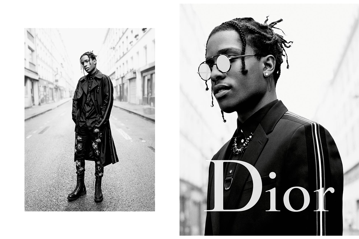 Dior Homme S/S 2017 by Willy Vanderperre.