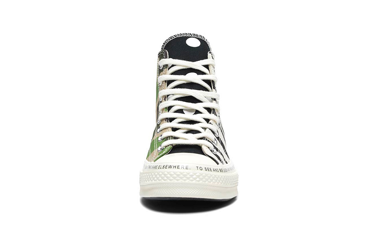 Check Out The Converse x Brain Dead Chuck Taylor All Star 70's