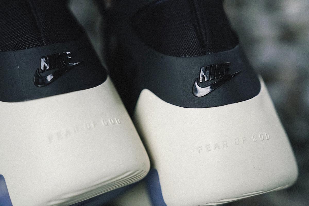 A Closer Look: Nike Air Fear Of God 1