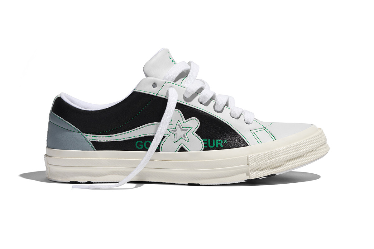 Converse x GOLF le FLEUR* Returns With A New Two Tone Sneaker & Boiler Suits