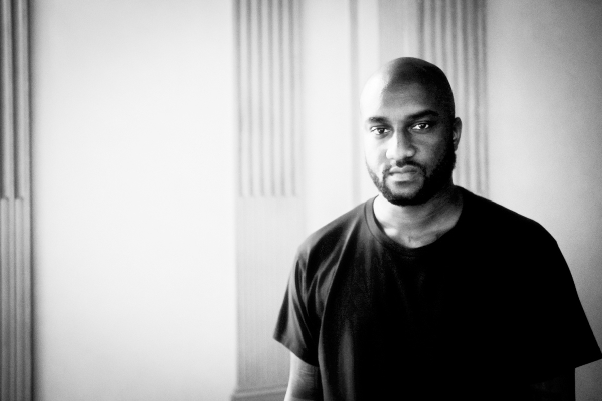 """MAN ON A MISSION - """"THERE'S A PART OF ME THAT'S TRYING TO REPRESENT KIDS THAT DON'T NECESSARILY HAVE THE SAME OUTLET THAT I HAVE. I'M NOT LOOKING TOWARDS A NEW DEMOGRAPHIC. I'M LOOKING TOWARDS THE DEMOGRAPHIC I CAME FROM.""""– VIRGIL ABLOH"""