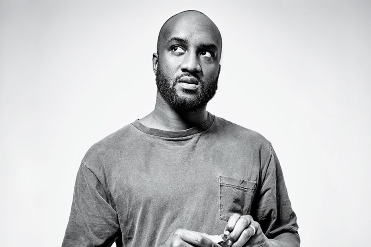 """A NEW GENERATION - """"FROM MY PERSPECTIVE, I'M TRYING TO STAND FOR A GENERATION. YOU KNOW EACH GENERATION HAS DESIGNERS WHO GO ALONG WITH IT.""""– VIRGIL ABLOH"""