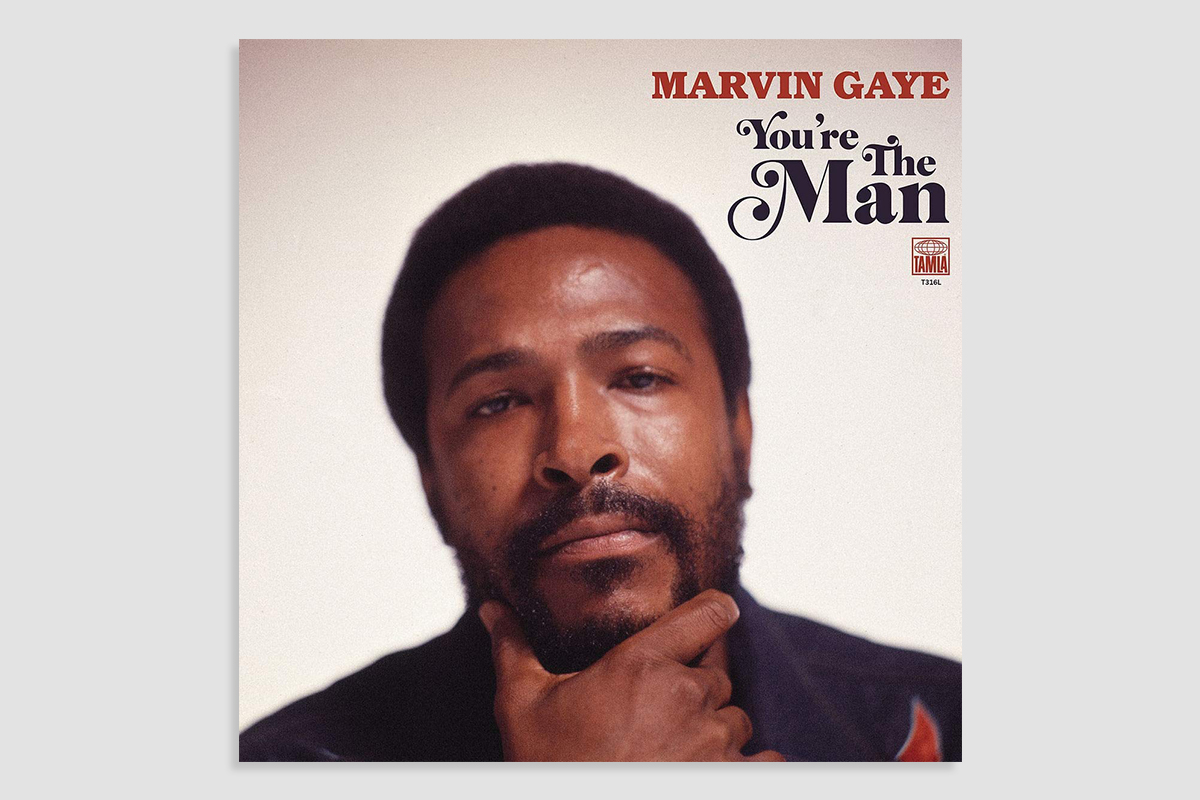 Marvin Gaye, You're The Man.jpg