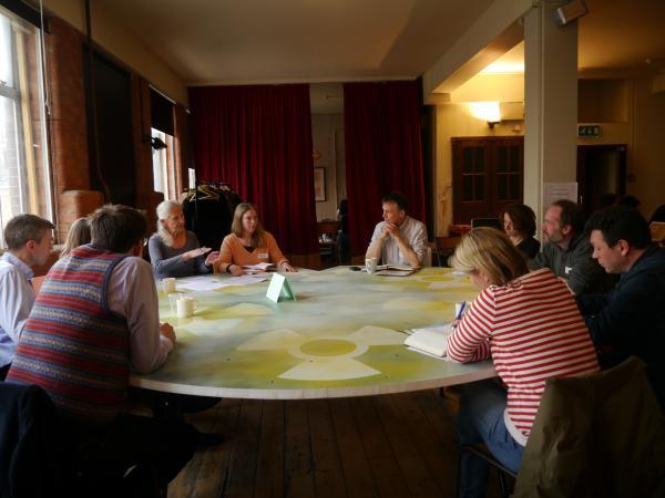 Cecile Massart, Nuclear Semiotics Roundtable, April 2012