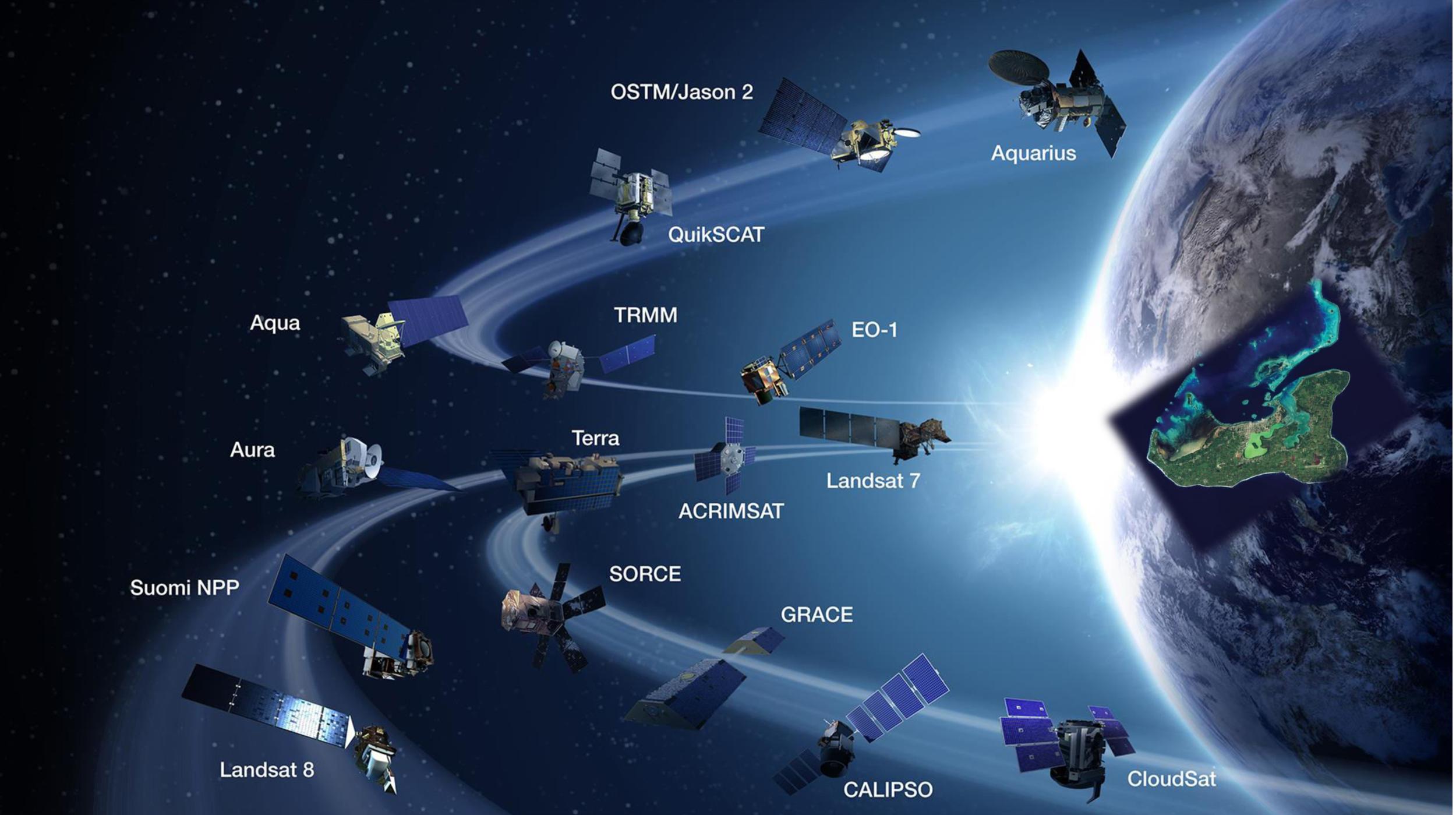 Photo Credit: NASA | Earth Science
