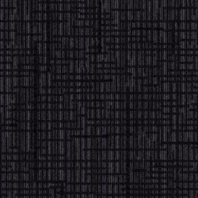 Teppichfliese Black Chrome