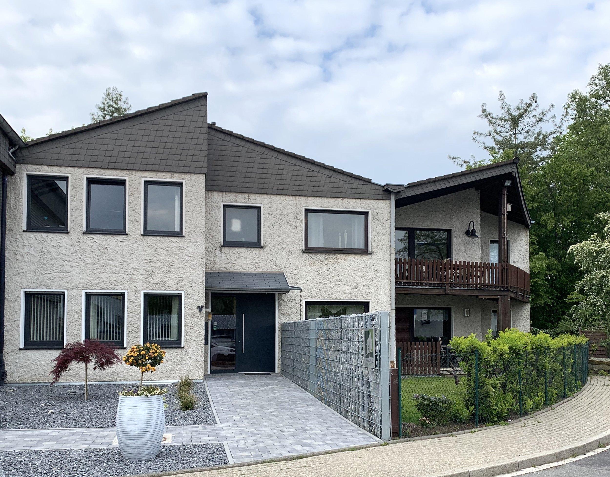 Ferienwohnung Hochdahl︱ BESOTEL Eingang