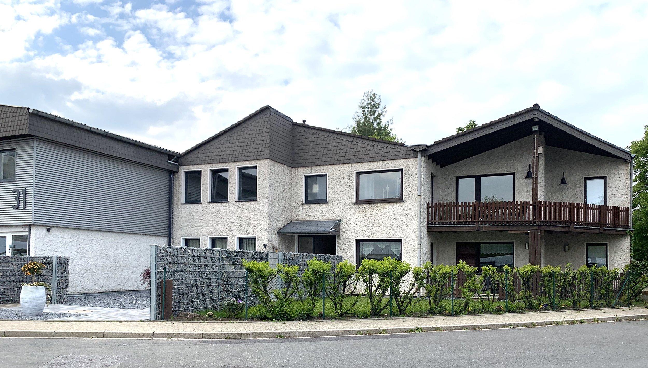 Ferienwohnung Hochdahl︱ Gebäude
