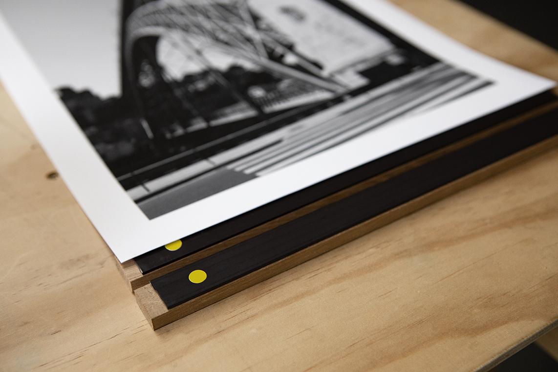 Oak Photo Rails made at Matte Image.jpg