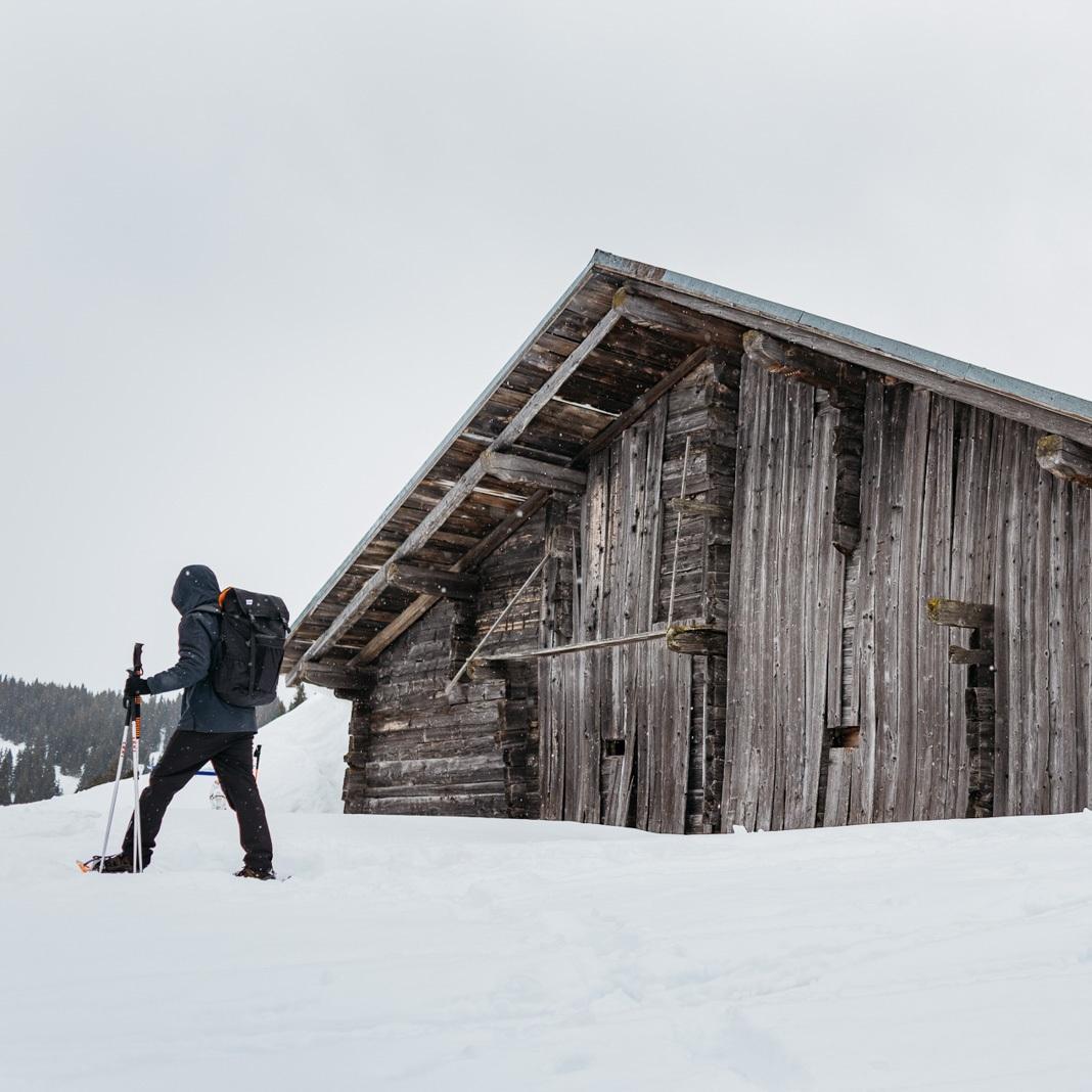 Chalet Alpage - Winter..Chalet Alpage - Hiver