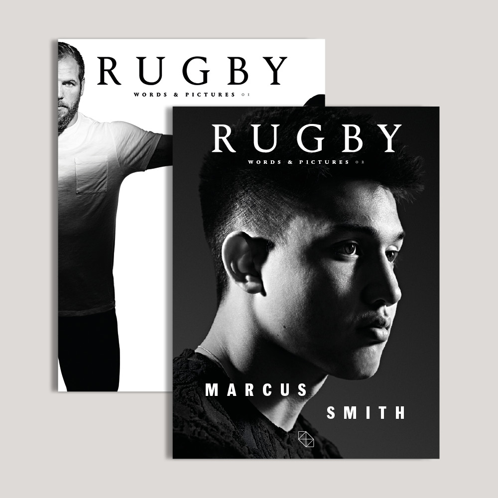 Get RUGBY for just £9 per issue - Subscribe now