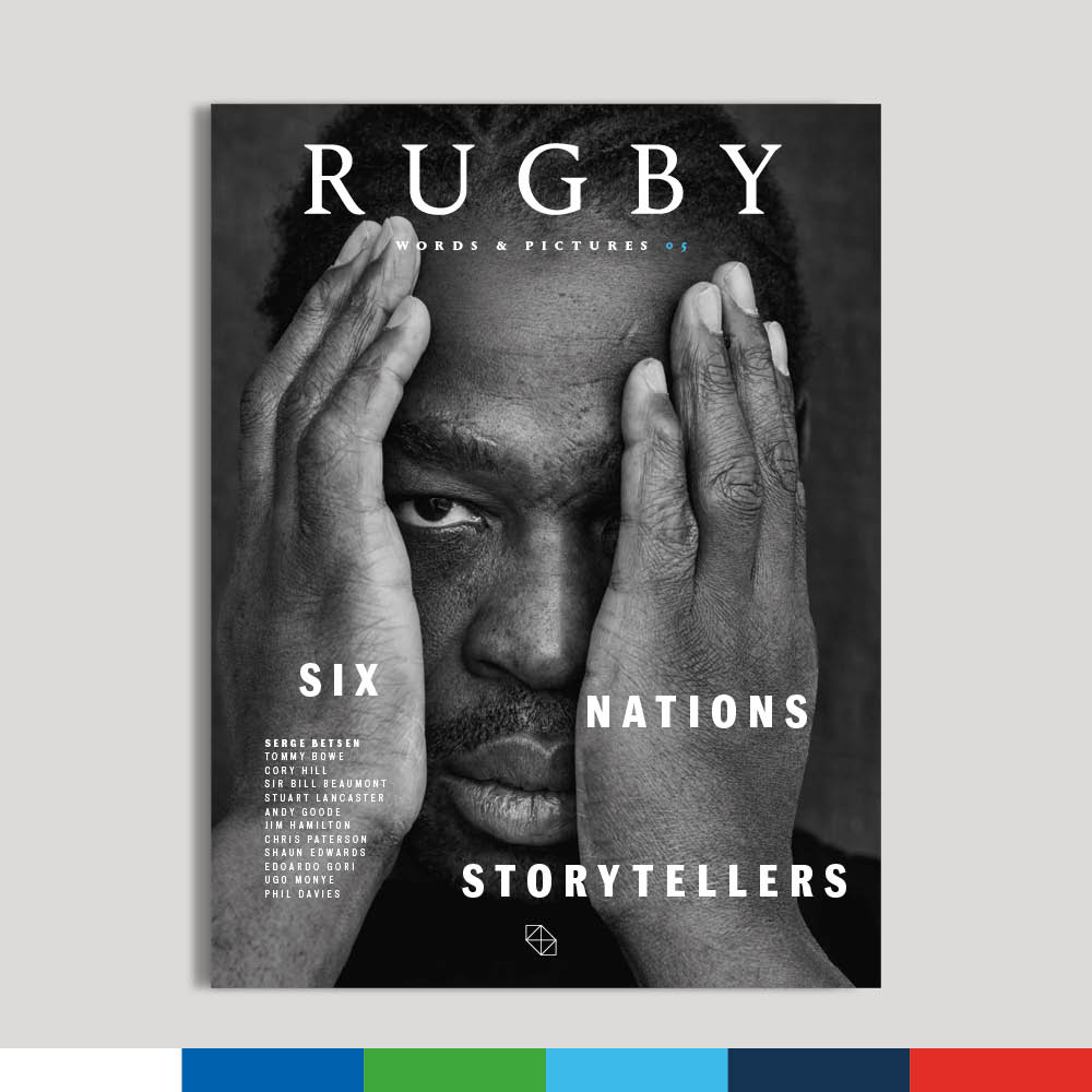 Six Nations Storytellers. A collection of timeless interviews with the players and coaches who've been at the very heart of the world's greatest rugby competition -