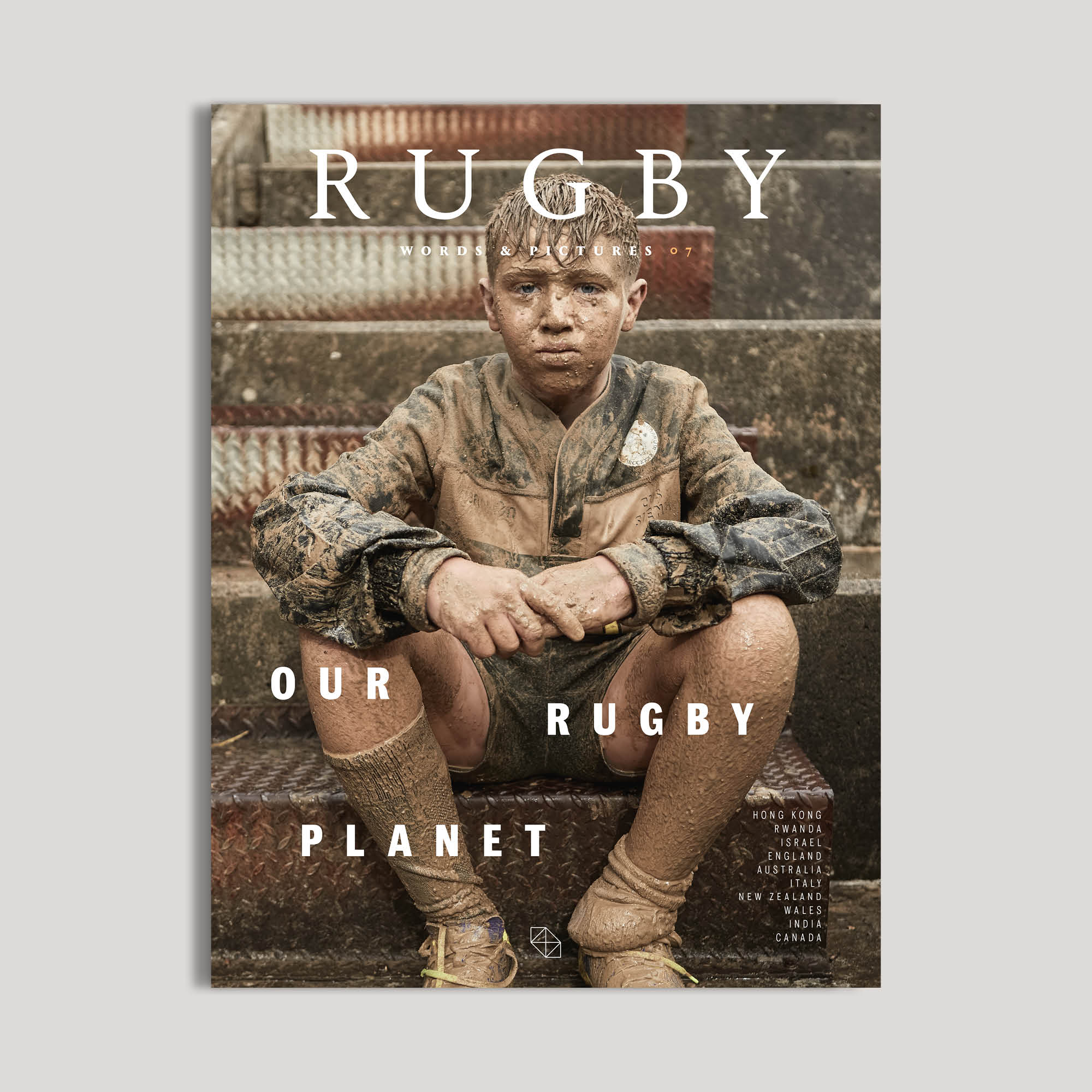 A Rugby journal special edition.We celebrate the rugby planet from India and Israel to Rwanda, China and Italy, via the Yorkshire Dales and North Wales -
