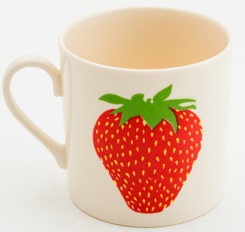 Big Tomato strawberry mug