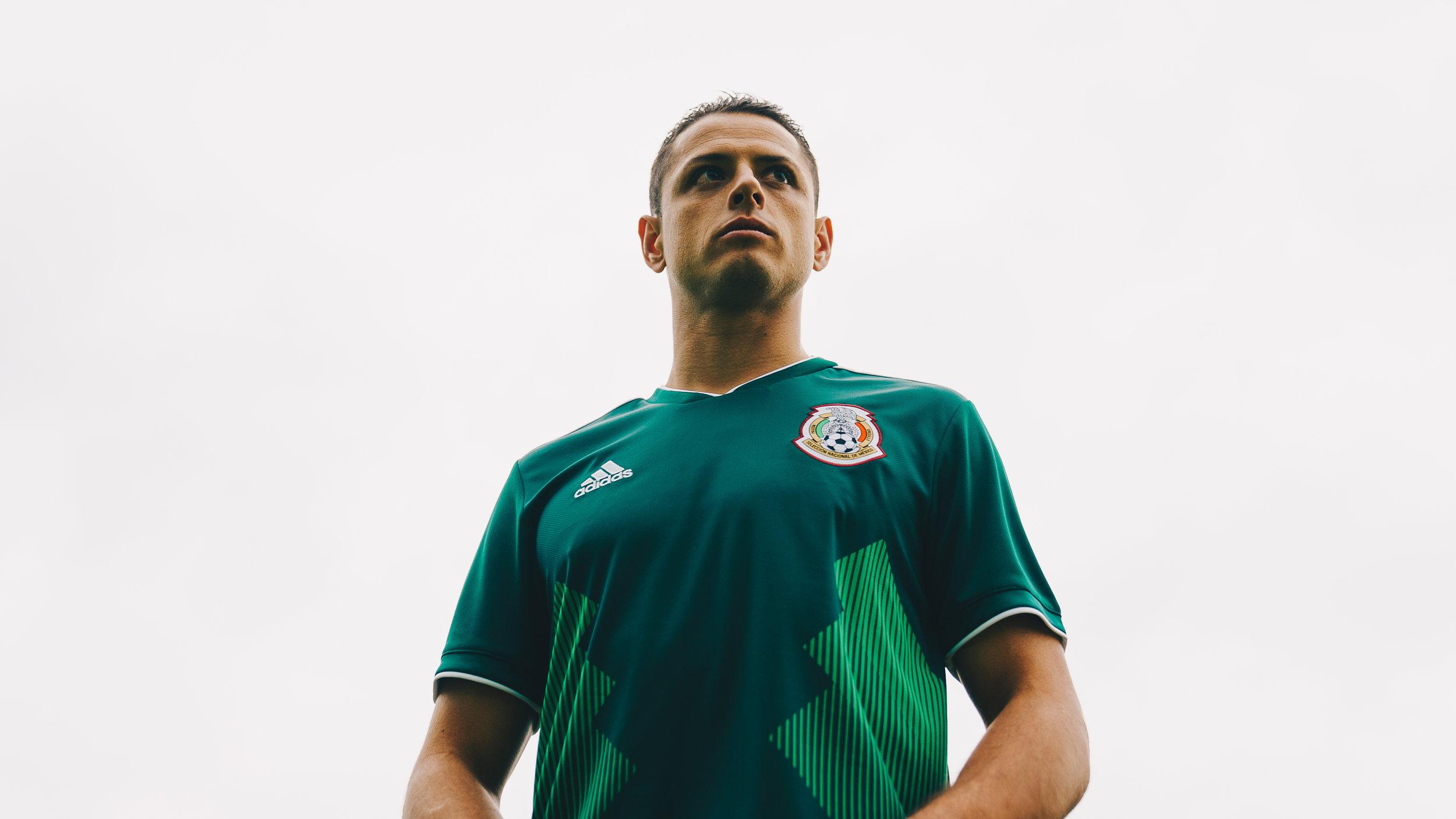 MEXICO HOME KIT 2018 - Adidas Football