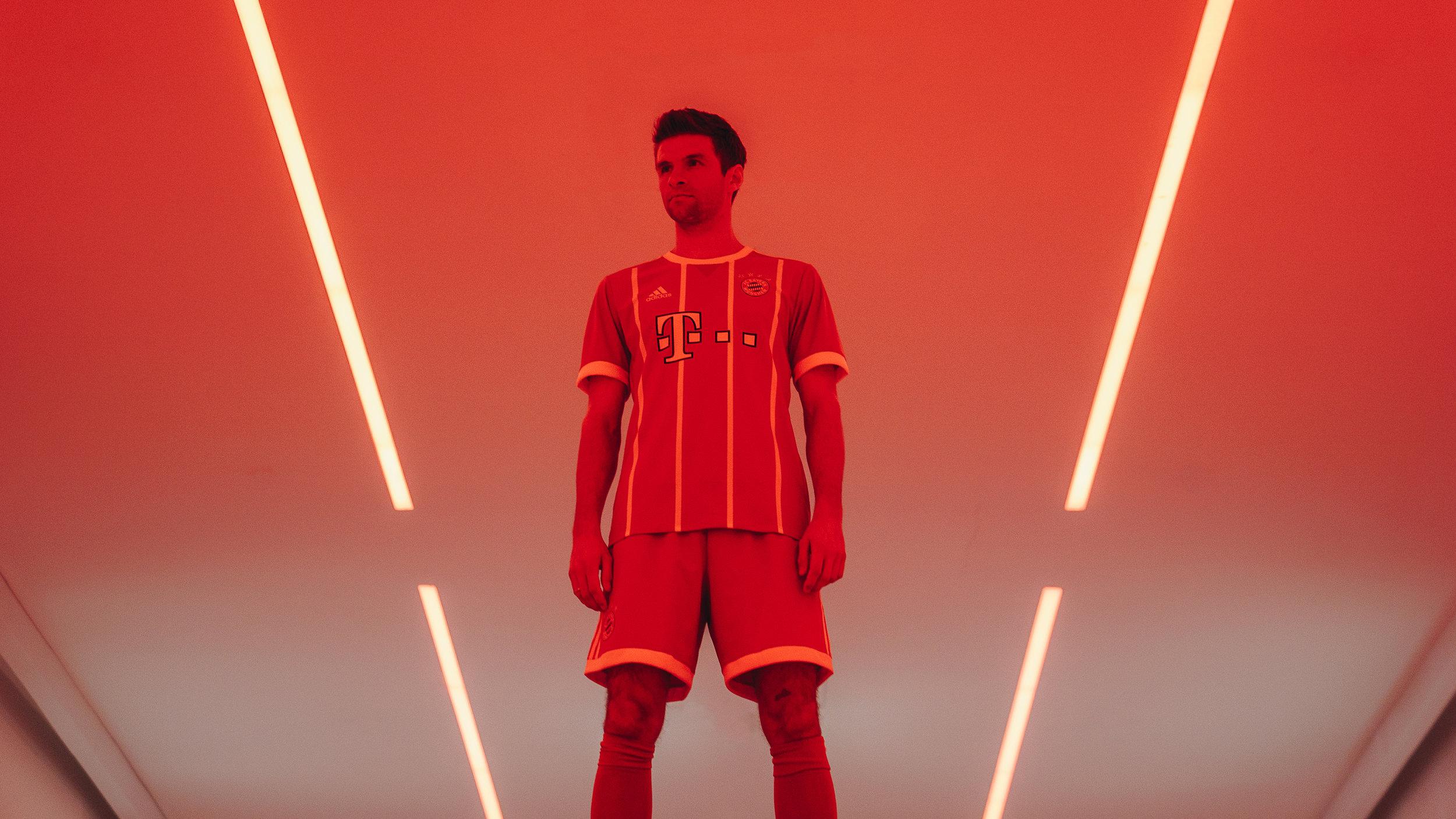 ADIDAS - EUROPEAN NIGHTS - x Bayern Munich