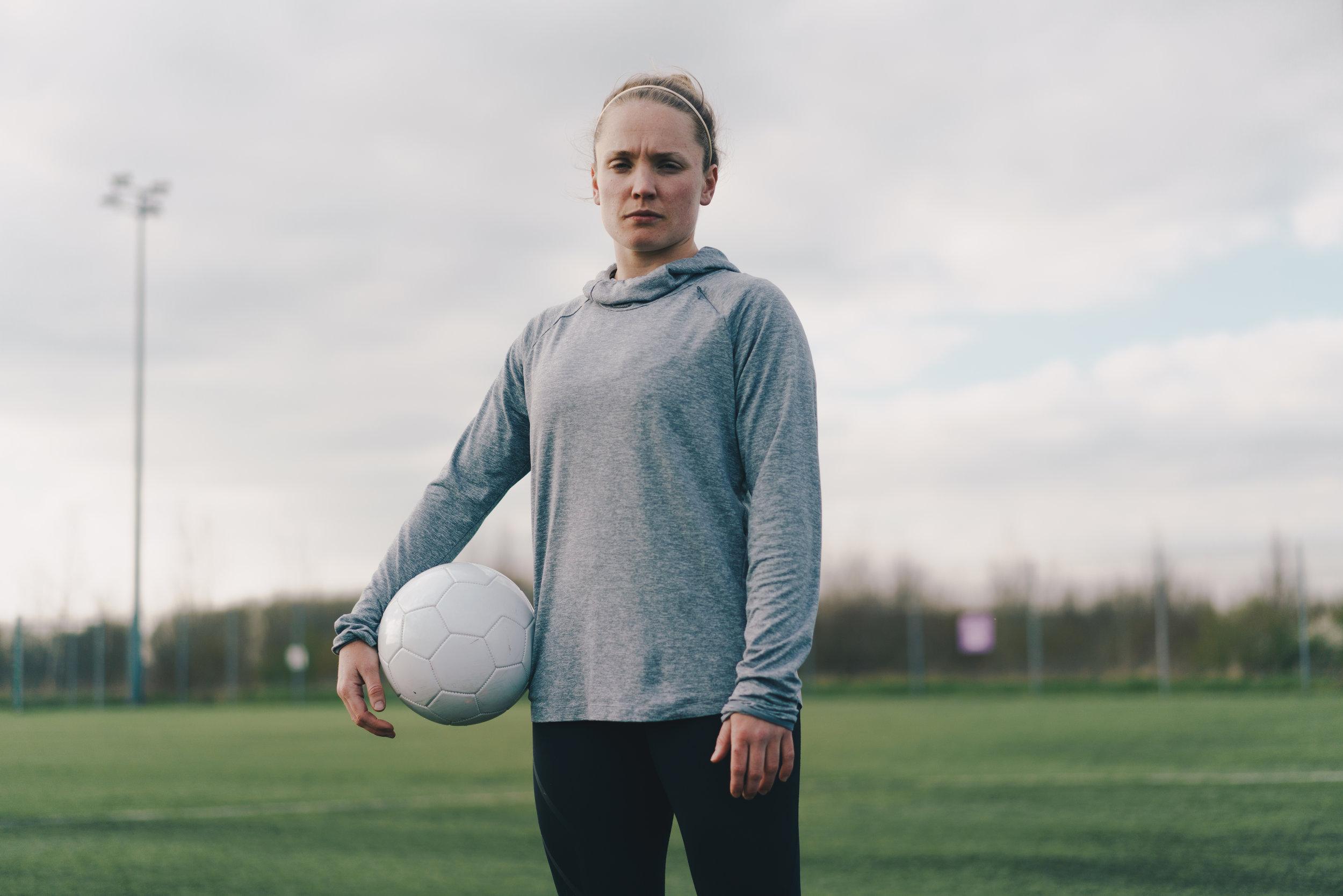 VISA - WOMEN IN FOOTBALL - Women's World Cup 2019