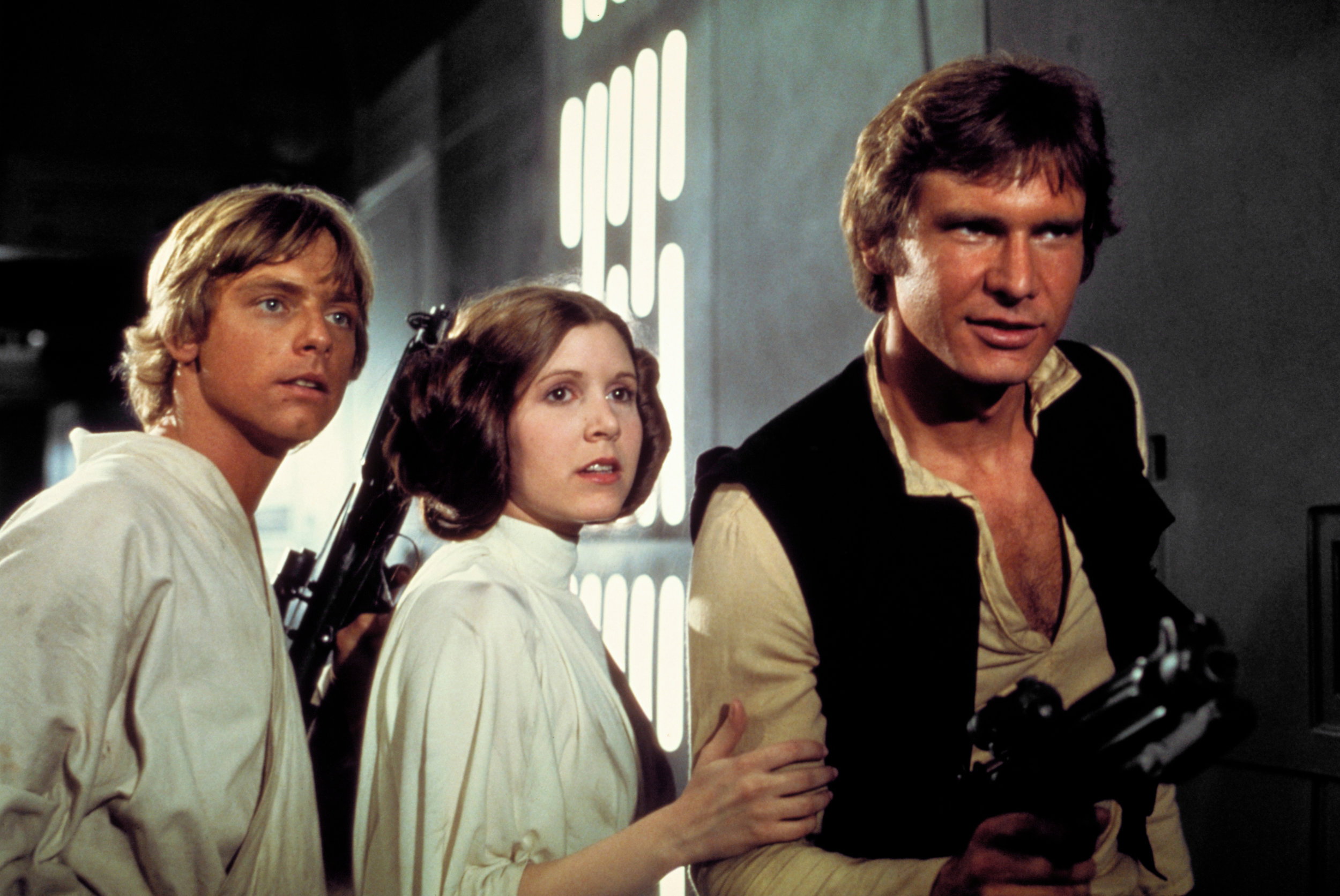 The film has so far spawned eight sequels and prequels, including  Star Wars: The Last Jedi , which received its European premiere at the Royal Albert Hall last month. The film was the biggest hit of 2017 in both the UK and Ireland.