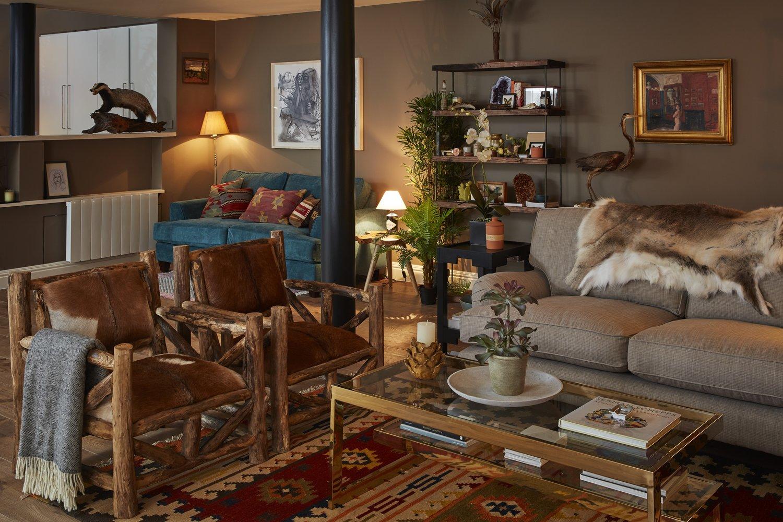 Tessa Packard London Showroom, Chelsea