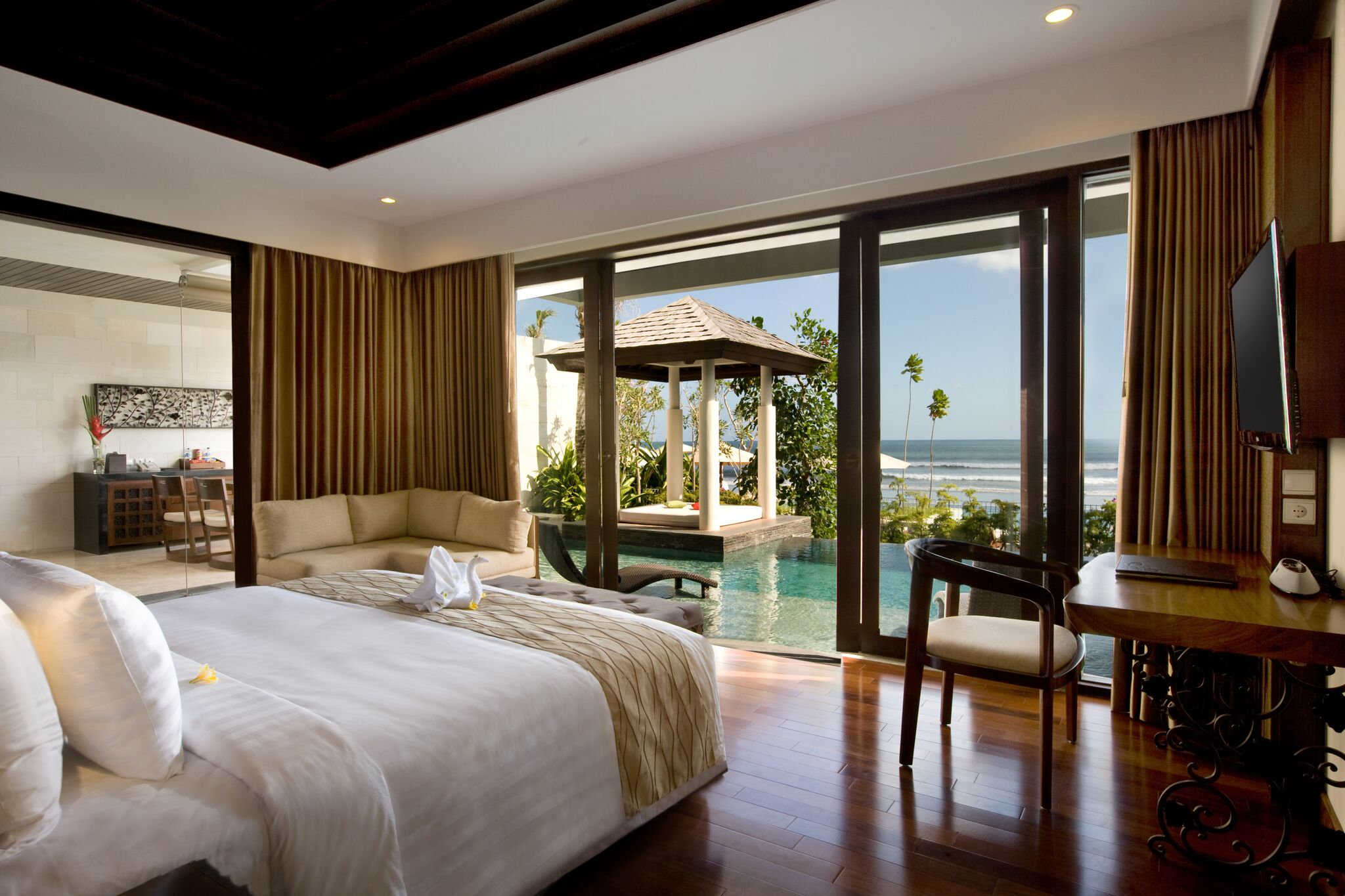 he Seminyak Beach Resort and Spa - One Bedroom Pool Villa