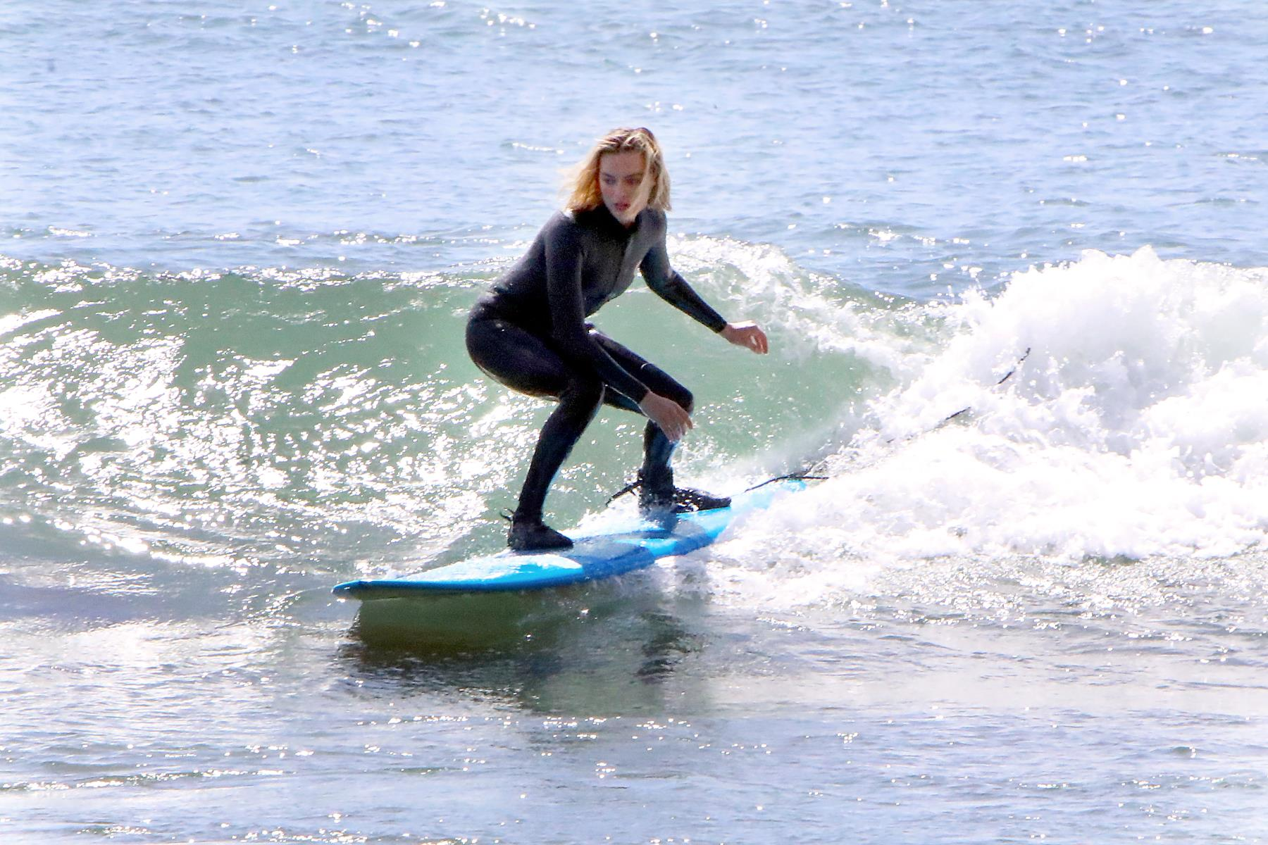 Paris, France (Monday, 7 May 2018) – Academy-award nominated actress Margot Robbie uses her love of surfing to inspire people to live more sustainable lives in her latest film for Nissan.