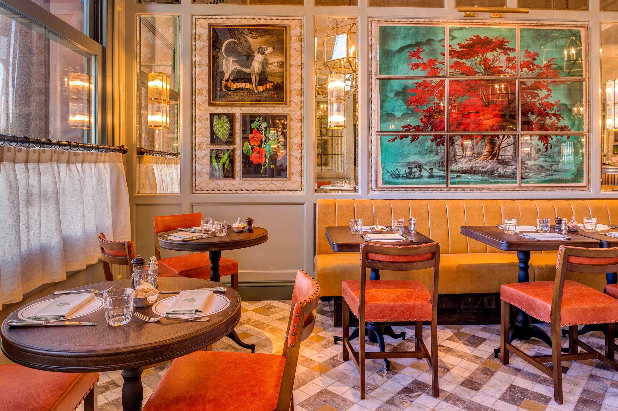 The Ivy Café,Wimbledon