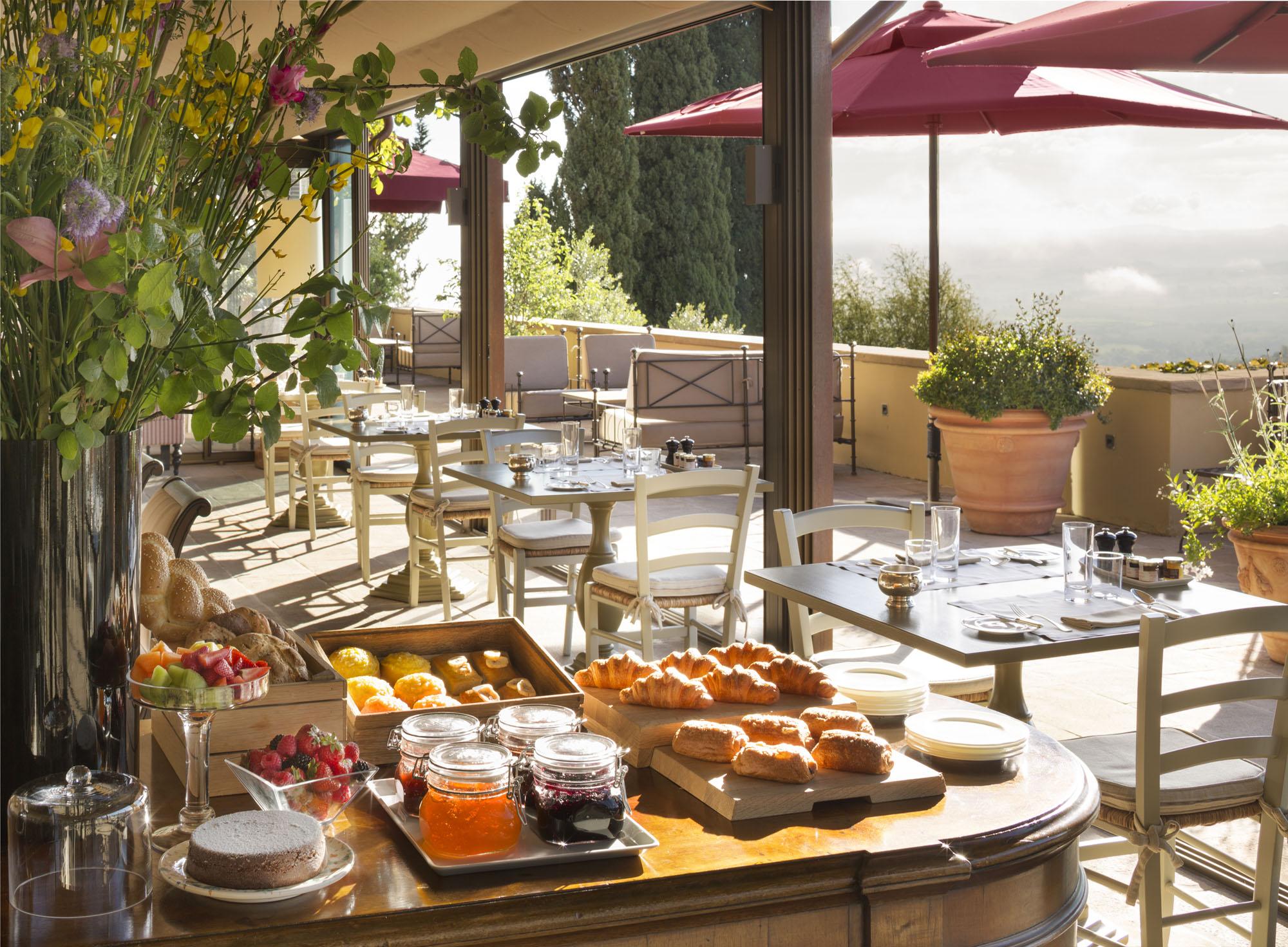 Ristorante Campo del Drago Breakfast