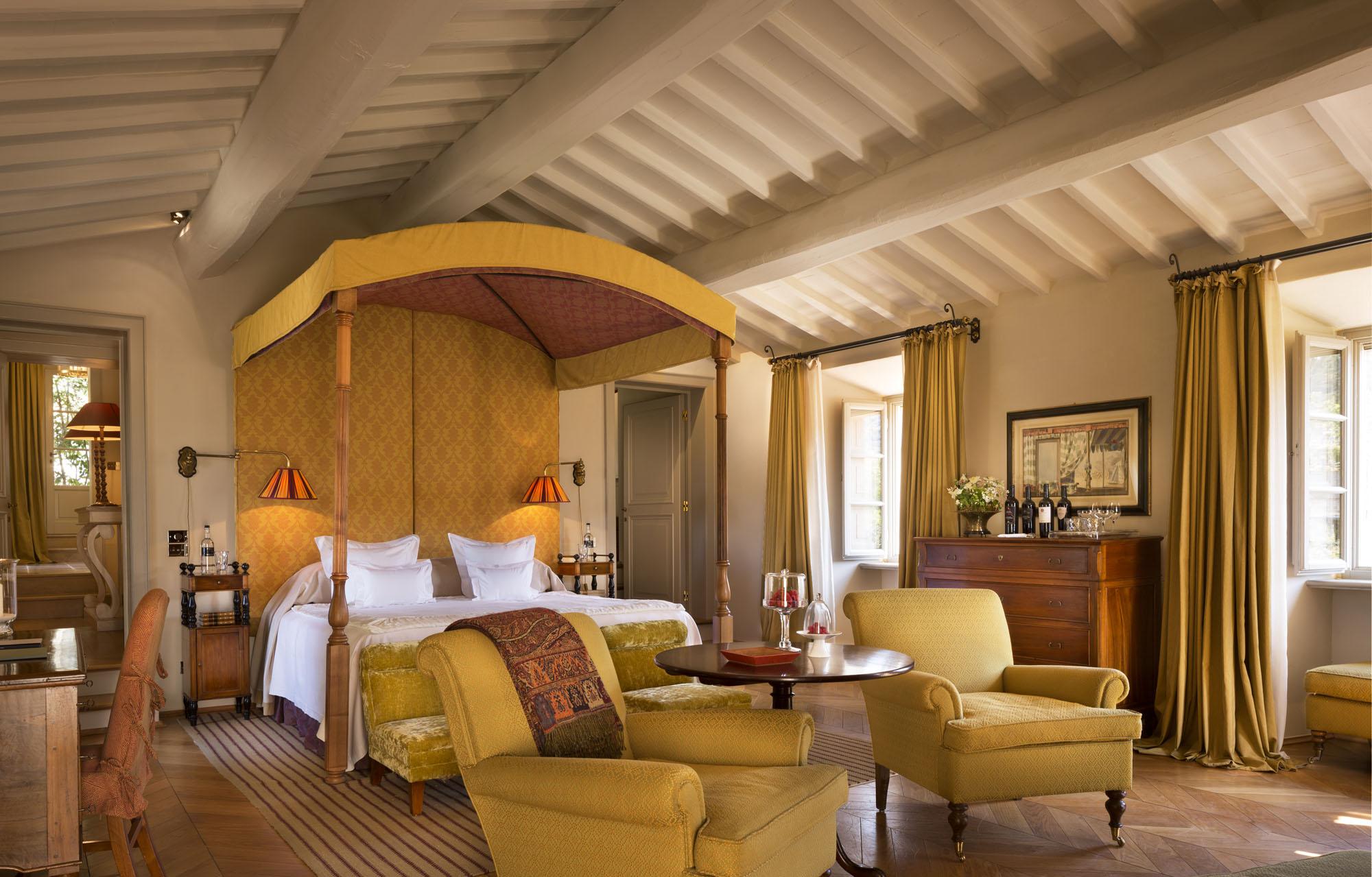 Villa Suite Master Bedroom