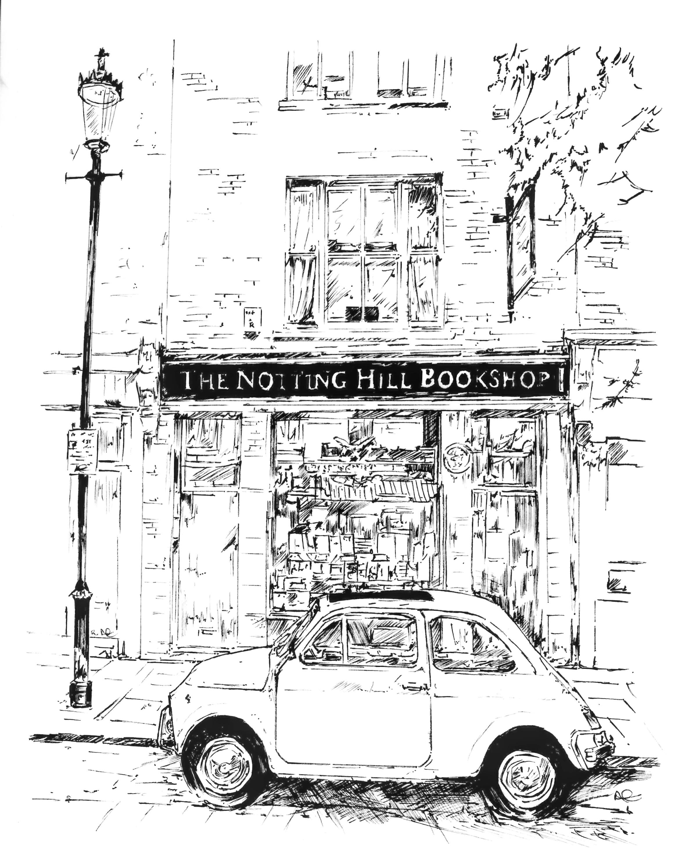 The Notting Hill Bookshop, Notting Hill