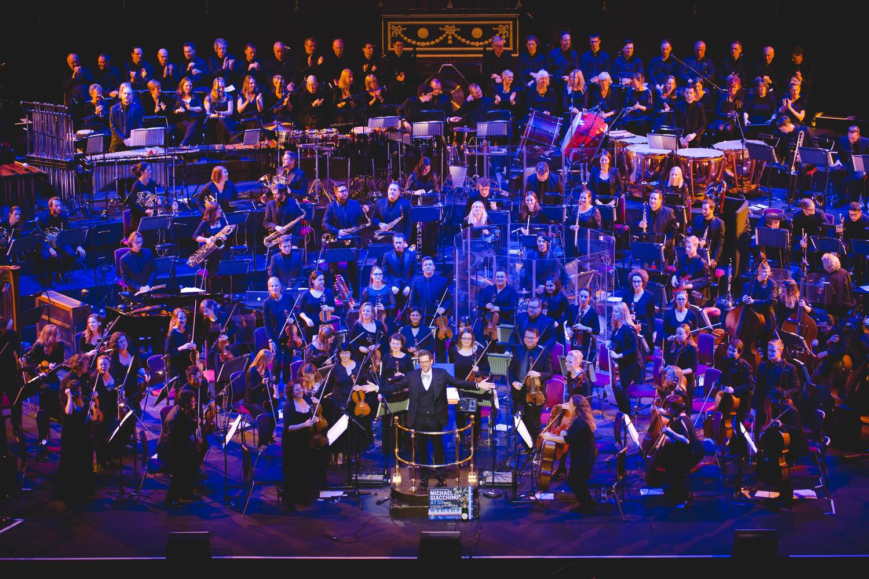 Michael Giacchino at the Royal Albert Hall   Pic Credit: Andy Paradise/Royal Albert Hall