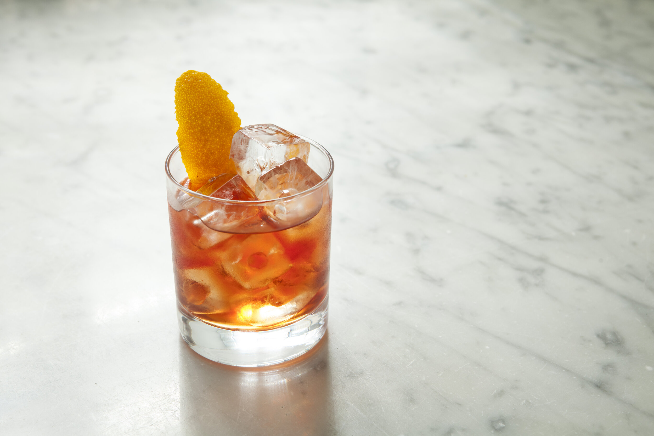 Church Road Negroni by Andrew Hayes-Watkins