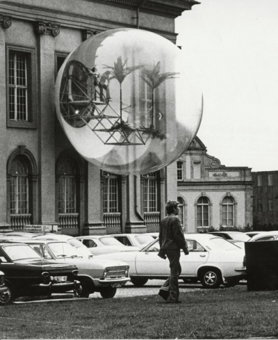 Oase no 7, Fridericaianum, documenta 5, Kassel 1972. Photo: Hein Engelskirchen