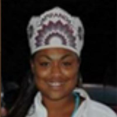 Brailyn Frye , Mashpee Wampanoag Powwow Princess 2007-2008