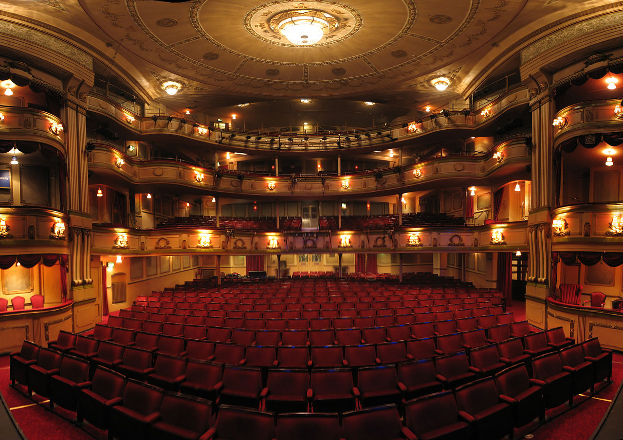 Theatre Royal Plymouth is looking to showcase the finished production inside the Lyric, a 1,300-seat auditorium in Devon, Plymouth