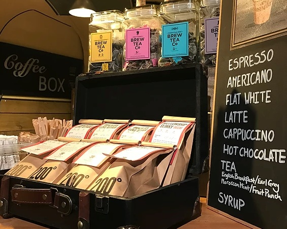 From coffee to beer and Prosecco (as well as some sweet treats) Boxed Drinks has it covered